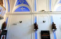Particolare della Cappella della Pentecoste   - Ciminna (757 clic)
