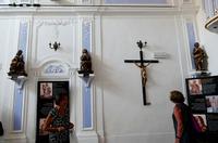 Cappella della Pentecoste Crocifisso e alcuni Apostoli  - Ciminna (795 clic)
