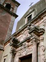 La chiesa dell'Aracoeli, edificata intorno al XI sec., ha subito diverse ristrutturazioni. All'interno si trovano diverse colonne in marmo rosso di S. Marco. Anche il portale barocco è in pregiato marmo locale.  - San marco d'alunzio (10641 clic)