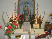 Chiesa S.Marta-S.Angelo di Brolo-Cappella della chiesa  - Sant'angelo di brolo (7836 clic)