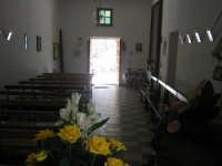 Chiesa di S.Marta-Sant'Angelo di Brolo (ME)-Festa 2008: interno della chiesa  - Sant'angelo di brolo (6609 clic)