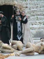 Rappresentazioni Classiche 2004 - teatro Greco di Siracusa.  - Siracusa (1633 clic)