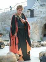 Rappresentazioni Classiche 2004 - teatro Greco di Siracusa.  - Siracusa (1444 clic)