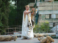 Rappresentazioni Classiche 2004 - teatro Greco di Siracusa.  - Siracusa (1684 clic)