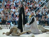 Rappresentazioni Classiche 2004 - teatro Greco di Siracusa.  - Siracusa (1532 clic)