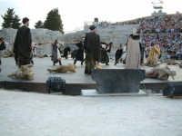 Rappresentazioni Classiche 2004 - teatro Greco di Siracusa.  - Siracusa (1585 clic)