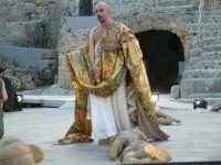 Rappresentazioni Classiche 2004 - teatro Greco di Siracusa.  - Siracusa (1747 clic)