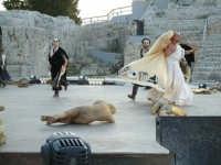 Rappresentazioni Classiche 2004 - teatro Greco di Siracusa.  - Siracusa (1400 clic)