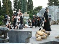 Rappresentazioni Classiche 2004 - teatro Greco di Siracusa.  - Siracusa (1361 clic)