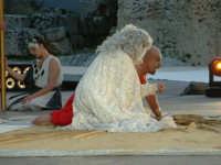 Rappresentazioni Classiche 2004 - teatro Greco di Siracusa.  - Siracusa (1435 clic)