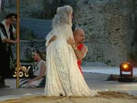 Rappresentazioni Classiche 2004 - teatro Greco di Siracusa.  - Siracusa (1474 clic)