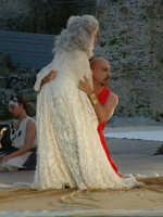 Rappresentazioni Classiche 2004 - teatro Greco di Siracusa.  - Siracusa (1441 clic)