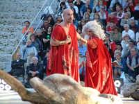 Rappresentazioni Classiche 2004 - teatro Greco di Siracusa.  - Siracusa (2262 clic)