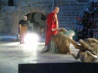 Rappresentazioni Classiche 2004 - teatro Greco di Siracusa.  - Siracusa (2279 clic)