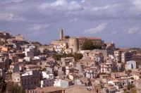 Panorama di Cammarata visto dalla piazza di San Giovanni Gemini  - Cammarata (11988 clic)