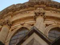 Particolare cupola Chiesa Madre - Comiso  - Comiso (4379 clic)