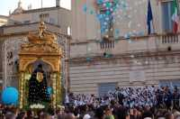 Festa Addolorata - Comiso Inno dei bambini alla Madonna composto negli anni '30 da mons. Francesco Rimmaudo e musicato dal maestro Alfio Pulvirenti  - Comiso (7588 clic)