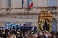 Festa Addolorata - Comiso Inno dei bambini in piazza Fonte Diana  - Comiso (4976 clic)