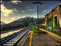 La Stazione di Ragusa Ibla  - Ragusa (3935 clic)