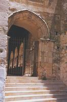 Arco normanno- Basilica di San Leone   - Assoro (3563 clic)