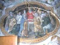 Dentro La chiesa  degli Angeli Assoro (4508 clic)