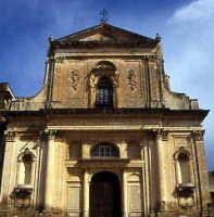 Basilica del SS. Salvatore Chiesa del SS. Salvatore  - Noto (2080 clic)