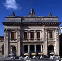 Teatro Vittorio Emanuele II Teatro Comunale Vittorio Emanuele  - Noto (2095 clic)