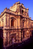 San Carlo al Corso Chiesa di San Carlo al Corso attuale pro Cattedrale  - Noto (2827 clic)