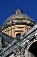 la Cupola prima del crollo Particolare della Cupola della Cattedrale antecedente al 13 marzo 1996  - Noto (2547 clic)