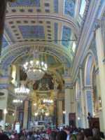 Interno del Santuario di Tagliavia.  - Corleone (11907 clic)