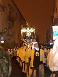 Simulacro della Madonna Addolorata ENNA FRANCESCO CAMPIONE