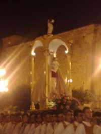 simulacro religioso ENNA FRANCESCO CAMPIONE