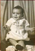 Bimbo felice. Sommatino - Bimbo - 1955  - Sommatino (1771 clic)