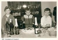 Totuccio Emma - Vincenzo Valenza e ...? Sommatino 1967 - Compleanno di Vincenzo  - Sommatino (4543 clic)