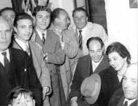 Corteggiamento Amici in festa - anni '50  - Sommatino (5513 clic)