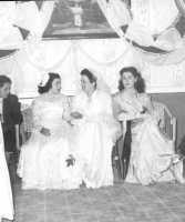 Le damigelle. Consigli alla sposa - anni '50  - Sommatino (4220 clic)
