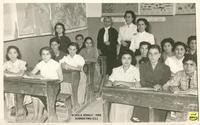 Scuola serale - Sommatino 1955 (1644 clic)
