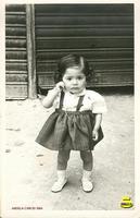 Angela Curcio a 2 anni ANGELA CURCIO 1965  - Sommatino (1865 clic)