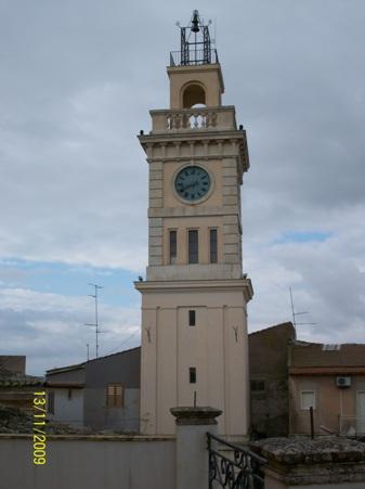 Torre Civica di Sommatino (CL) foto di Emma A. - SOMMATINO - inserita il