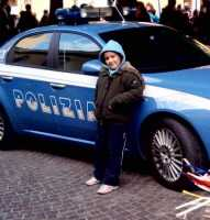Alejandro Emma e la Polizia Amante della Polizia  - Sommatino (3952 clic)