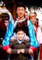 Alejandro e l'oriente Alejandro in Incontri d'oriente  - Sommatino (4736 clic)