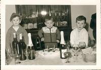 Festa dicompleanno. 1967 - Compleanno di Vincenzo Valenza  - Sommatino (1947 clic)