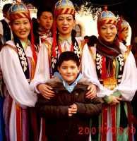 Alejandro Emma e le donne d'oriente Festa del mandorlo in fiore: - Incontri orientali  - Sommatino (4530 clic)