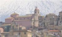 Chiesa Madre con ETNA dietro   - Centuripe (3946 clic)