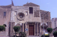 Chiesa del Carmine  - Sciacca (3658 clic)
