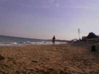 Spiaggia Avola nei pressi dei tremoli.  - Avola (7978 clic)