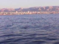Veduta della costa Avolese con i monti Iblei come sfondo.  - Avola (4571 clic)