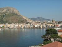 Panorama Nota borgata marinara di Palermo SFERRACAVALLO Alfredo Principe