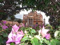 Palazzina Cinese Vista dal giardino retrostante. PALERMO Alfredo Principe