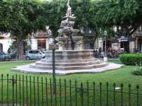 Piazza Marina - Fontana del Garraffo -  - Palermo (7013 clic)